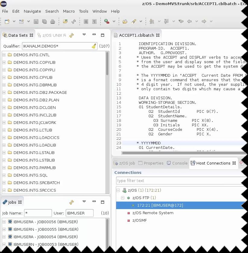 A sample DevOps toolchain